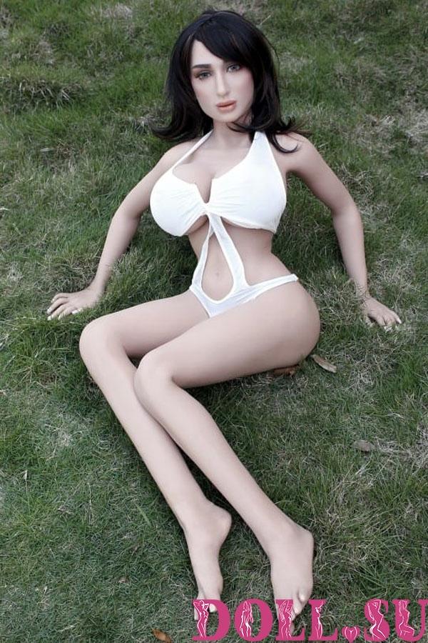 Секс-кукла с Голосом и Подогревом Экилла 151 см TPE-Силикон - 7