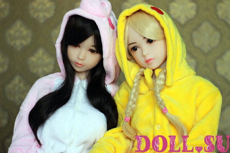 Мини секс кукла Виолла 100 см - 4