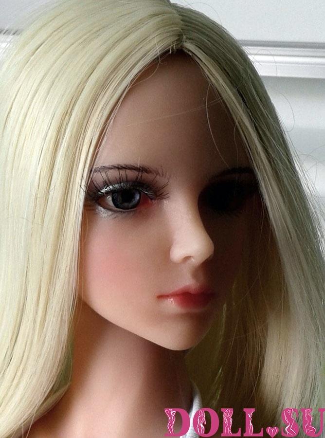 Мини секс кукла Лана 75 см - 6