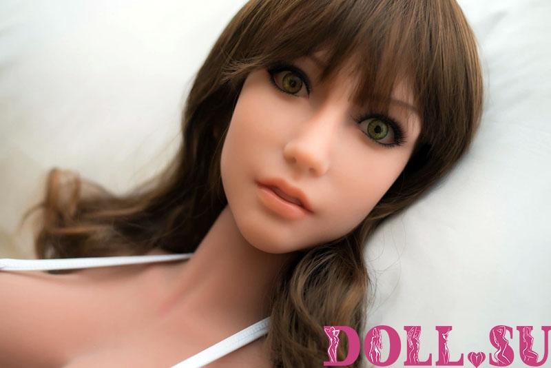 Мини секс кукла Русалина 108 см - 1