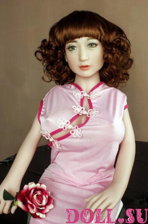 Секс кукла Этэль с голосом и подогревом 111 см - 3