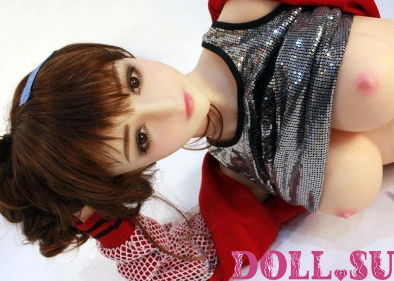 Секс-кукла с Голосом и Подогревом Фиера 160 см TPE-Силикон - 15