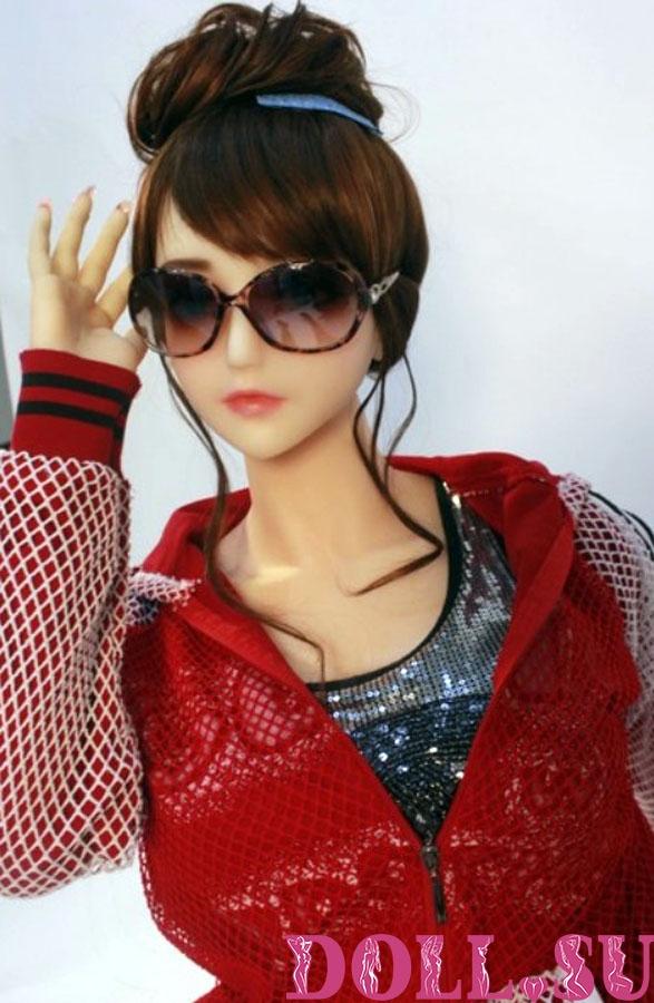 Секс-кукла с Голосом и Подогревом Фиера 160 см TPE-Силикон - 1