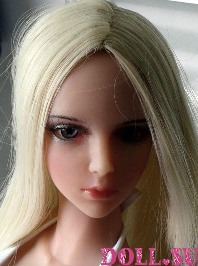 Мини секс кукла Лана 75 см - 7