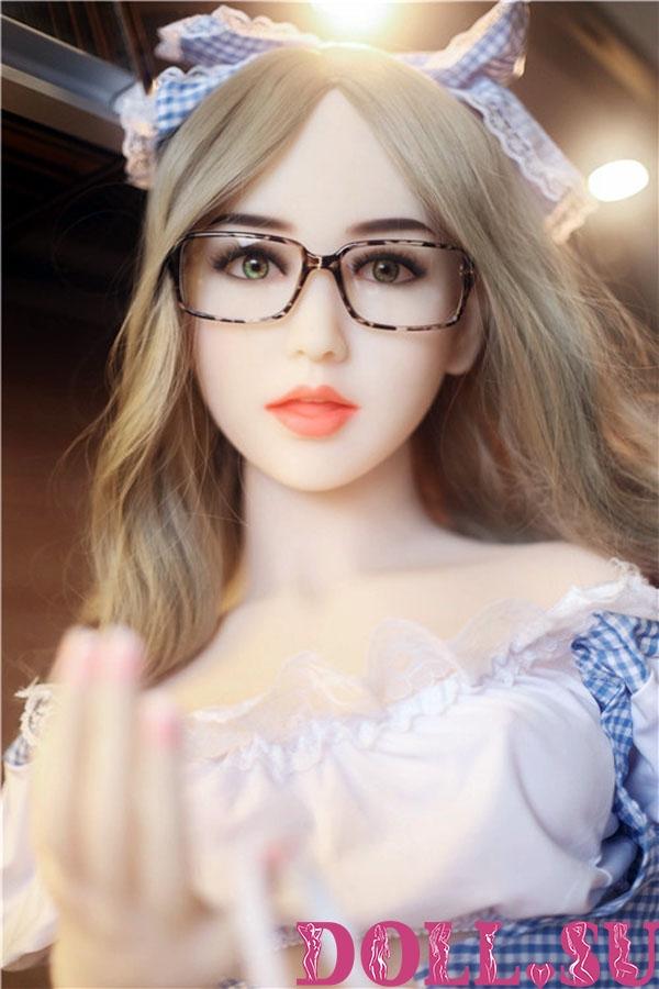 Секс-кукла с Голосом и Подогревом Скарлетт 156 см TPE-Силикон - 7