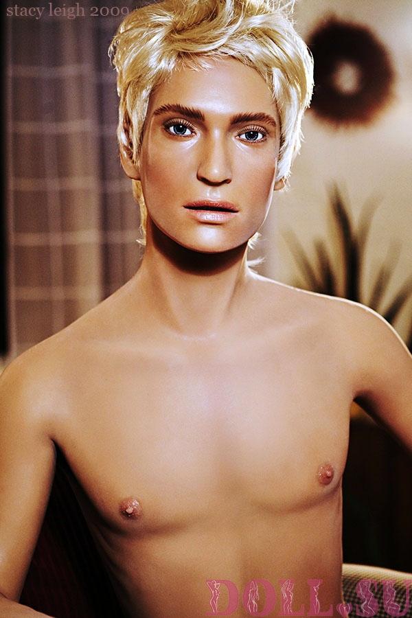 Секс кукла мужчина Real Doll Nick3 177 см - 1