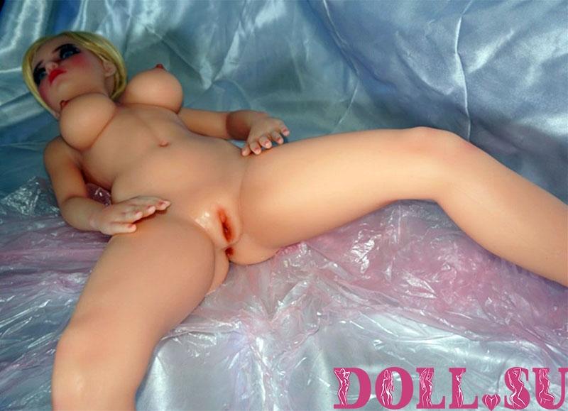 Мини секс кукла Туся 110 см - 10