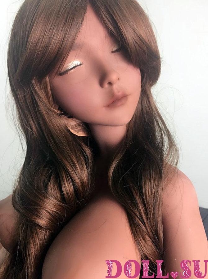 Мини секс кукла Спящая Эмма 110 см - 11