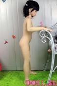 Мини секс кукла Алика 108 см - 8