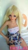 Мини секс кукла Кира 80 см - 2