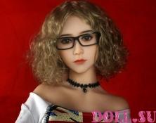 Секс-кукла с Голосом и Подогревом Калерия 156 см TPE-Силикон - 3