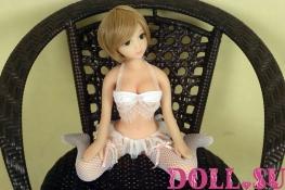 Мини секс кукла Юнита 65 см - 9