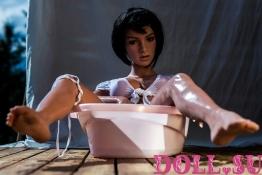 Секс кукла Жанетта 140 см - 8