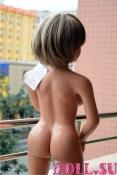 Мини секс кукла Лара 100 см - 8