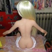 Мини секс кукла Фуджи аниме 80 см - 7