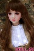Секс-кукла с Голосом и Подогревом Алесса 111 см TPE-Силикон - 6