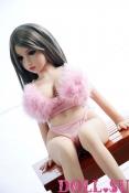 Мини секс кукла Эшли 100 см - 5