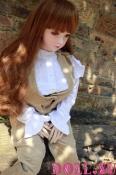 Секс-кукла с Голосом и Подогревом Алесса 111 см TPE-Силикон - 16