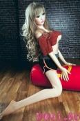 Секс-кукла с Голосом и Подогревом Стилара 145 см TPE-Силикон - 9
