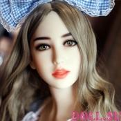 Секс-кукла с Голосом и Подогревом Скарлетт 156 см TPE-Силикон - 9