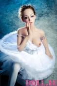 Секс-кукла с Голосом и Подогревом Гелианна 145 см TPE-Силикон - 6