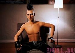 Секс кукла мужчина Real Doll Nate3 177 см - 2