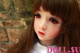 Секс-кукла с Голосом и Подогревом Алесса 111 см TPE-Силикон - 1