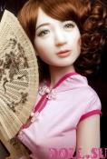 Секс кукла Этэль с голосом и подогревом 111 см - 13