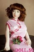 Секс кукла Этэль с голосом и подогревом 111 см - 4