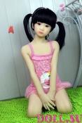 Мини секс кукла Алика 108 см - 5