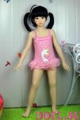 Мини секс кукла Алика 108 см - 6