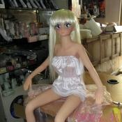 Мини секс кукла Фуджи аниме 80 см - 3