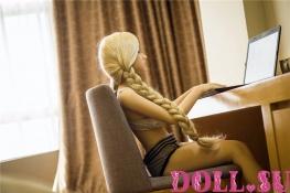 Секс кукла Иллария 138 см - 15