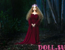 Секс-кукла с Голосом и Подогревом Виктория 118 см TPE-Силикон - 8