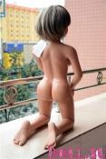 Мини секс кукла Лара 100 см - 9