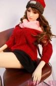 Секс-кукла с Голосом и Подогревом Таиса 160 см TPE-Силикон - 1