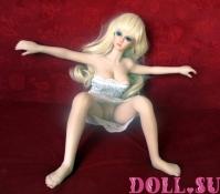 Мини секс кукла Элиана 65 см - 4