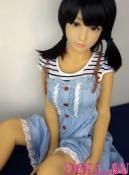 Секс кукла Жаклина 138 см - 2
