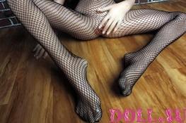 Секс-кукла с Голосом и Подогревом Вилма 118 см TPE-Силикон - 14