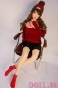 Секс-кукла с Голосом и Подогревом Таиса 160 см TPE-Силикон - 4