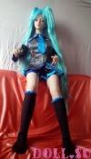 Секс кукла Мальвина 130 см - 3