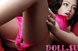 Секс-кукла с Голосом и Подогревом Донелла 145 см TPE-Силикон - 12