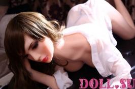 Секс-кукла с Голосом и Подогревом Эстель 160 см TPE-Силикон - 9