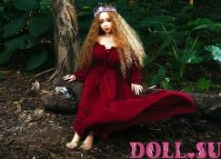 Секс-кукла с Голосом и Подогревом Виктория 118 см TPE-Силикон - 3