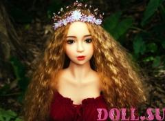Секс-кукла с Голосом и Подогревом Виктория 118 см TPE-Силикон - 5