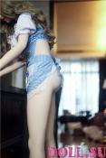 Секс-кукла с Голосом и Подогревом Скарлетт 156 см TPE-Силикон - 6