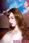 Секс-кукла с Голосом и Подогревом Элисия 170 см TPE-Силикон - 8