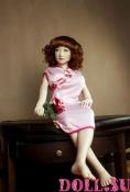 Секс кукла Этэль с голосом и подогревом 111 см - 2