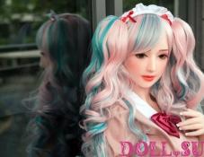 Секс-кукла с Голосом и Подогревом Электра 145 см TPE-Силикон - 9