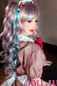 Секс-кукла с Голосом и Подогревом Электра 145 см TPE-Силикон - 1